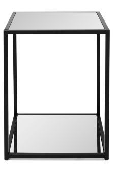 Mirror Side Table 870394 60 Square Side Table