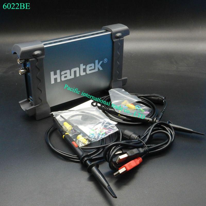 Hantek 6022BE PC-Based USB Digital Storag Virtual Oscilloscope