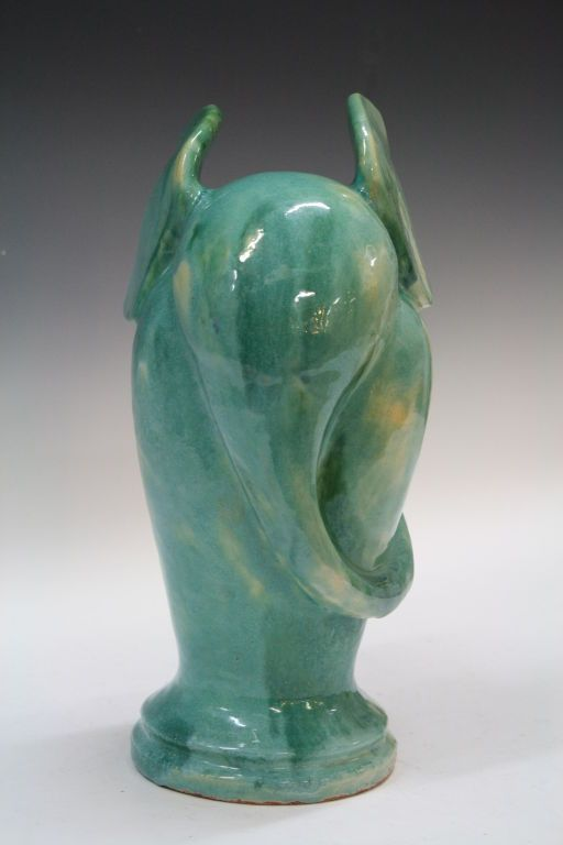 Art Deco Stylized Terracotta Elephant   From a unique collection of antique and modern sculptures at http://www.1stdibs.com/furniture/more-furniture-collectibles/sculptures/
