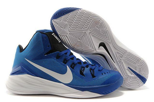 Mens Nike Hyperdunk 2014 XDR Royal Blue/White
