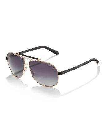 7c1d3aee92 Adrian Polarized Aviator Sunglasses