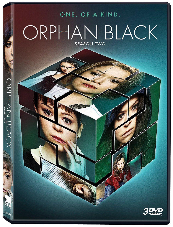 Orphan Black DVD Release Date