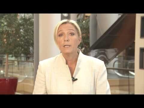 Politique - Marine Le Pen défend les retraites - http://pouvoirpolitique.com/marine-le-pen-defend-les-retraites/