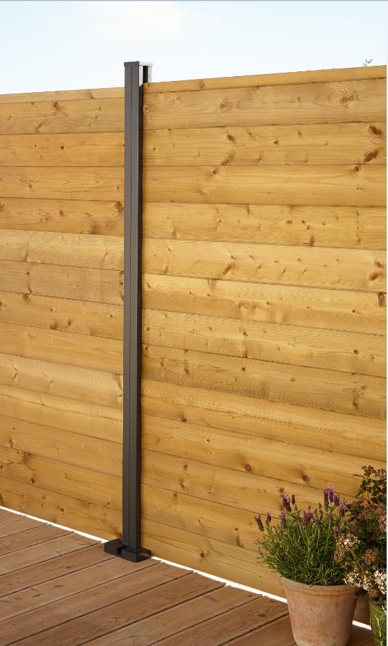 Delimitez Et Protegez Votre Jardin Terrasse Ou Votre Balcon Avec Ce Panneau Bois Anti Vent Robuste Et Du Panneau Jardin Mobilier Jardin Amenagement Exterieur
