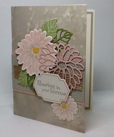 Sharing In Your Sorrow by razldazl - Cards and Paper Crafts at Splitcoaststampers