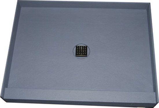 Preformed Tile Ready Shower Pan 42 X 36 By Fin At Flooringsupply