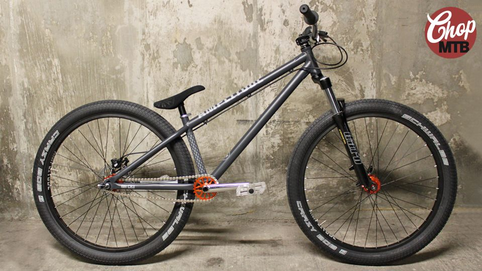 The Saracen Amplitude CR3 looks like a pretty sorted ride for the ...