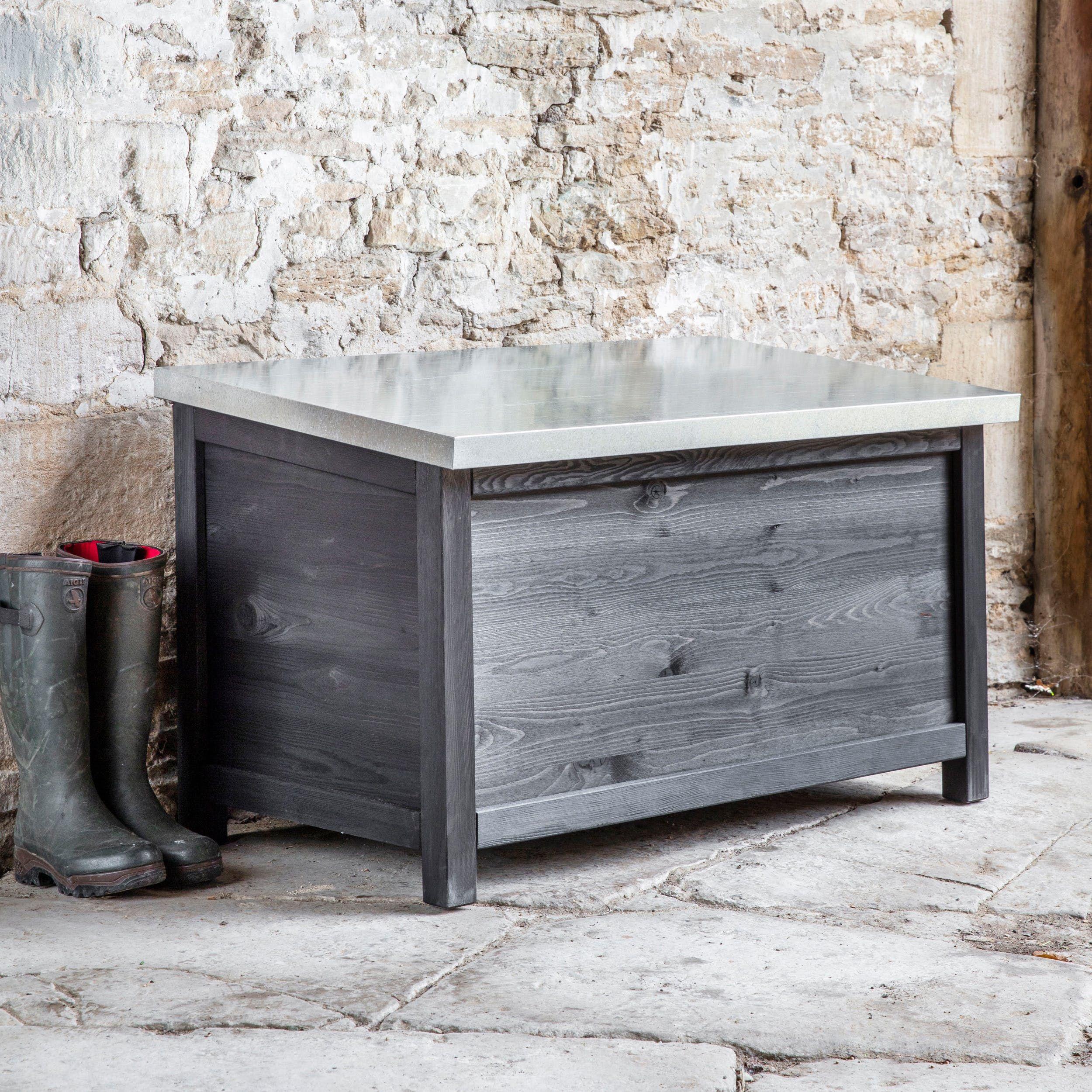 Moreton Outdoor Storage Box Outdoor storage box, Storage