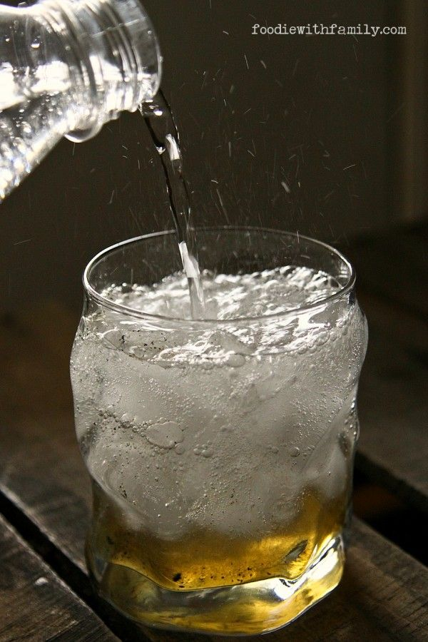 Mega Vanilla Syrup and Homemade Cream Soda from foodiewithfamily.com