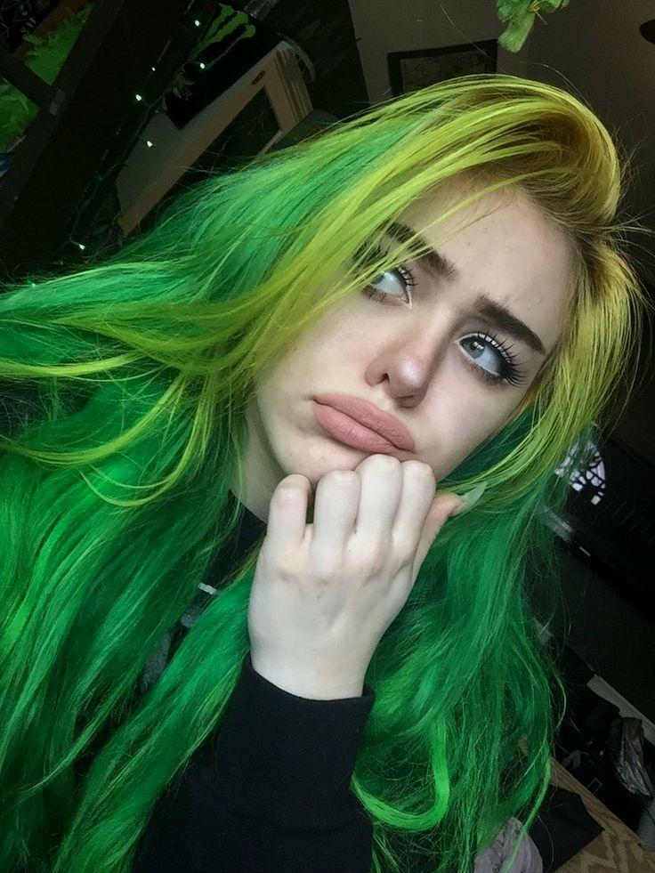 Model Citizen Magazine Issue 3   Green hair, Green hair ...