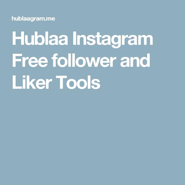 Hublaa Follower Instagram Long In Fb