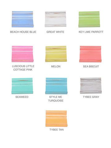 Jane Coslick Pastels For Her Cottages Beach House Colors