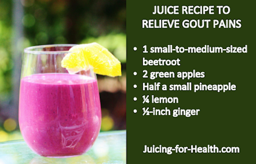 Can you have gout in your fingers gout inflammatory foods and another anti gout juice pineapple tastes so good when included in any juice recipes forumfinder Choice Image