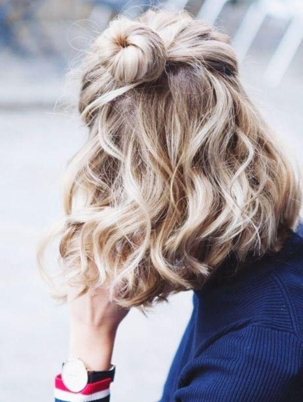 40 Easy Shoulder Length Hairstyles for Women in 2018 | hair ...