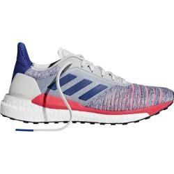 Photo of Adidas women's solar glide shoe, size 38 in rawwht / actblu / shored, size 38 in rawwht / actblu / shored ad