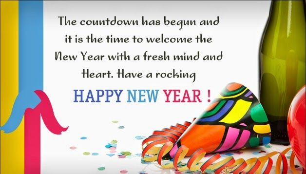 funny new year wishes 2016 | Happy New Year 2019 Wishes Quotes Poems ...