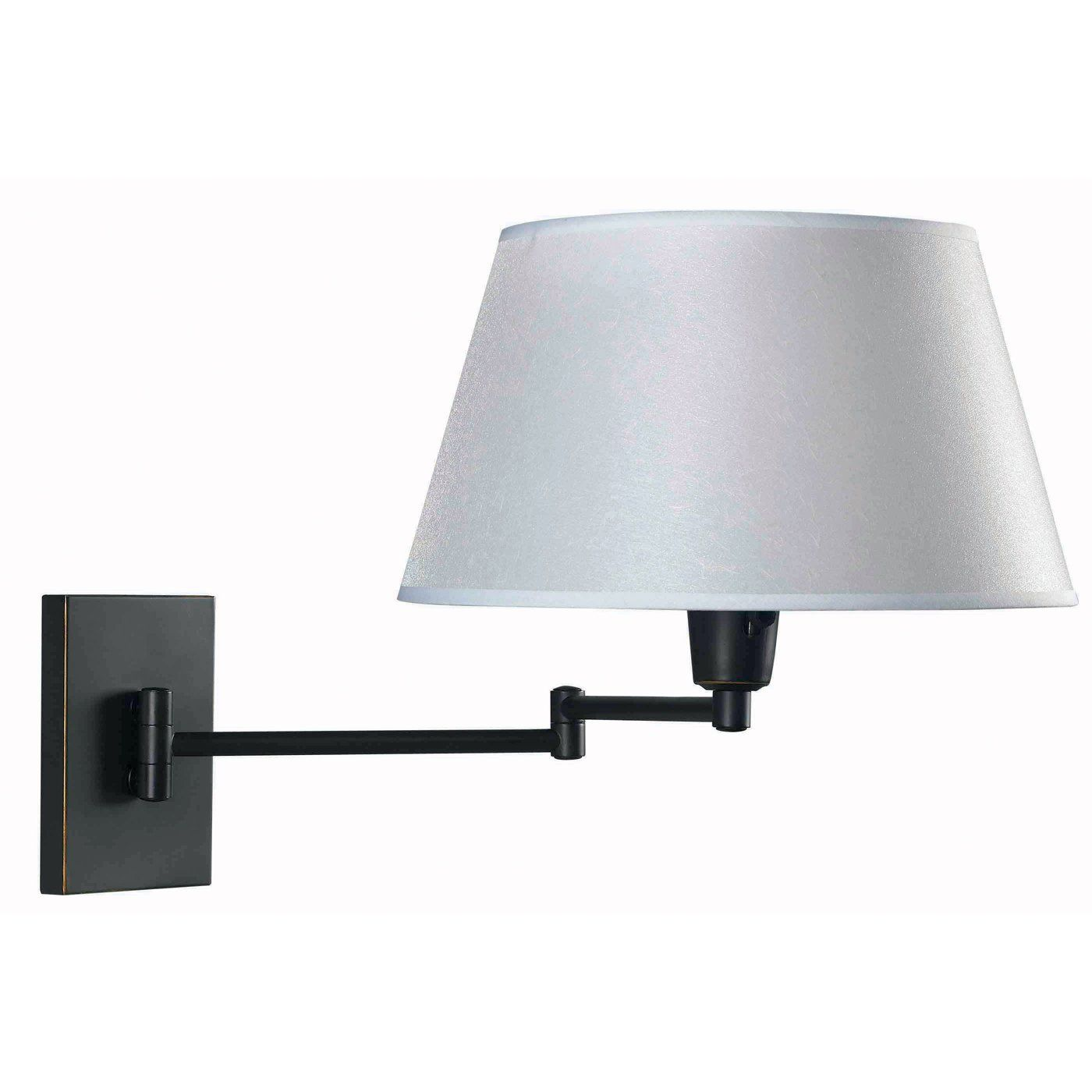 Shop Kenroy Home Simplicity Swing Arm Wall Sconce at ATG