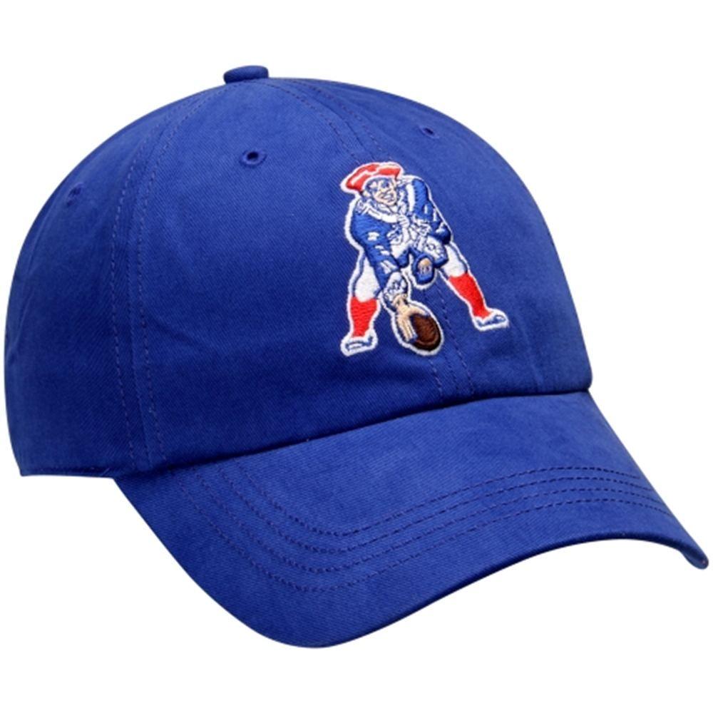 c9f23969e9ba1 New England Patriots  47 Women s Miata Clean Up Adjustable Hat - Royal