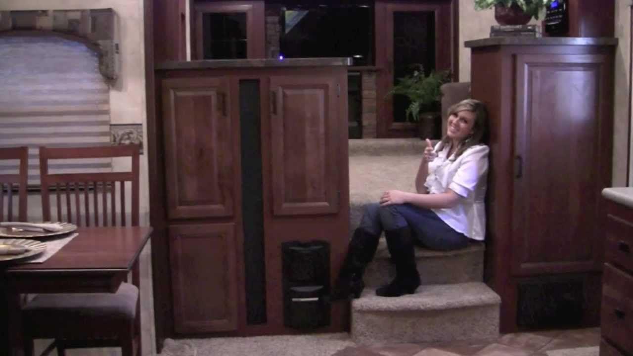 2012 Forest River Sandpiper 366FL RV (Affordable Front Living Room Fifth...