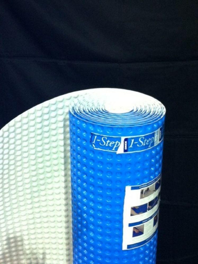 DMX 1Step Vapour Barrier Cushioned Underlayment for