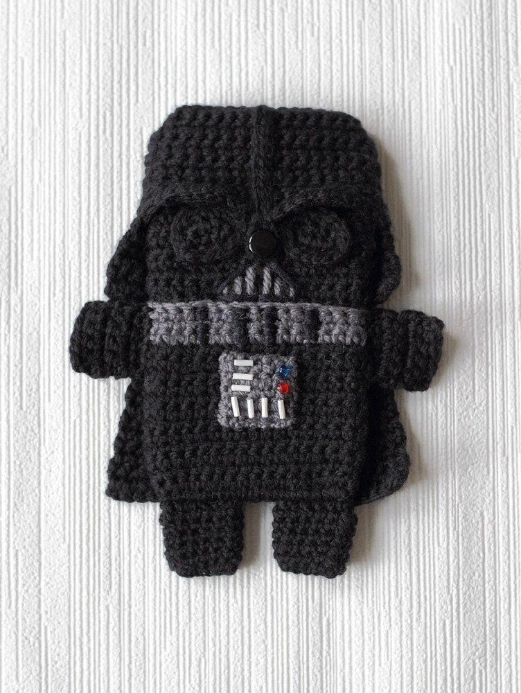 Star Wars - Darth Vader . funda móvil | patrones. punto de cruz ...