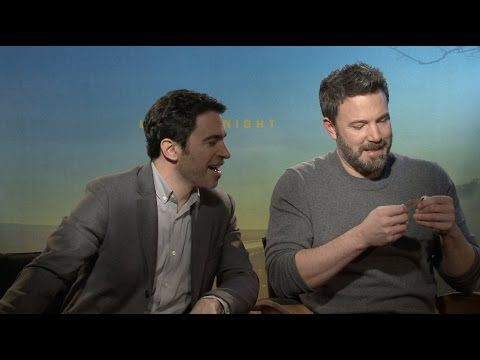 Fox 5 Dc Live By Night Interview Ben Affleck Chris Messina