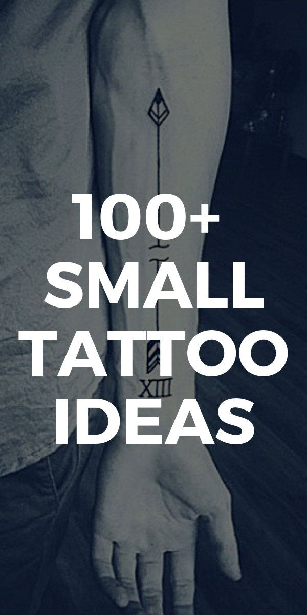 100+ Best Small Tattoo Ideas | Simple Tattoo Images