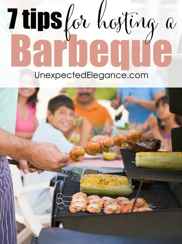 Are you throwing a Memorial Day get-together or party?!? Check out 7 Tips for Hosting a Neighborhood BBQ!