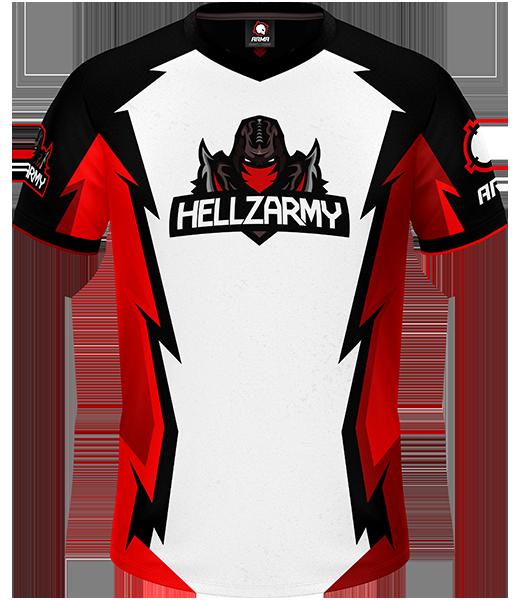 pretty nice 33682 8ce01 HellzArmy Pro Jersey | 體育 | Uniformes esportivos, Volei e ...