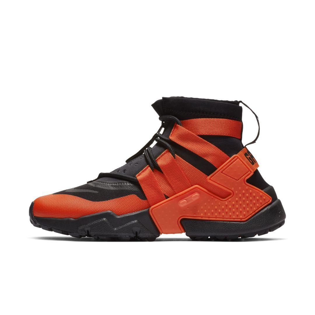 77348172a8e8 Nike Air Huarache Gripp Men s Shoe Size 10 (Black)