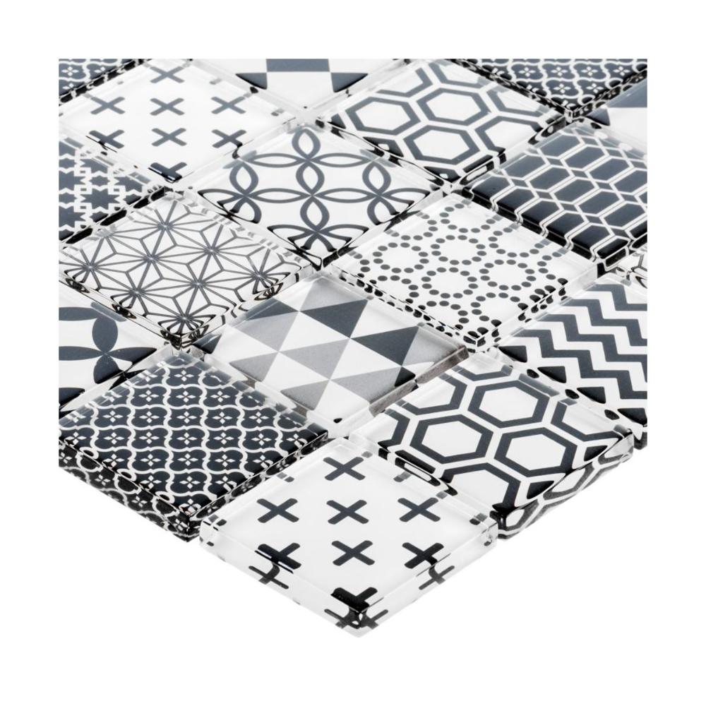 Mozaika Shaker Decor 30 X 30 Artens Mozaiki W Atrakcyjnej Cenie W Sklepach Leroy Merlin Decor Quilts Blanket