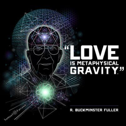 love is metaphysical