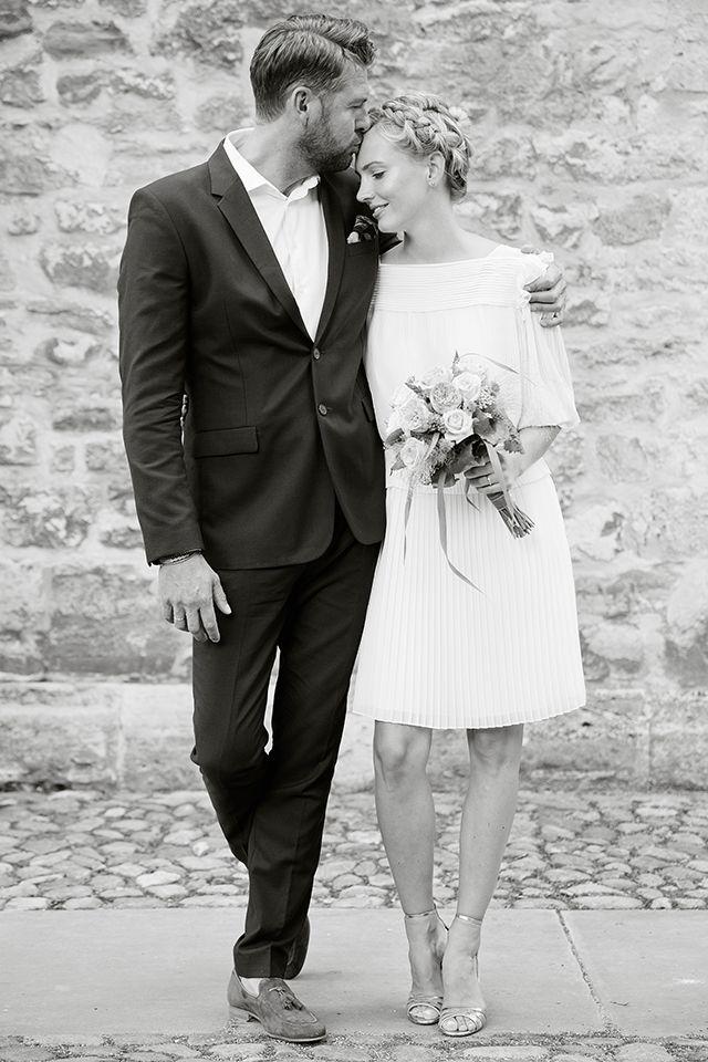 Hochzeitskolumne Unsere Standesamtliche Hochzeit Wedding Outfit