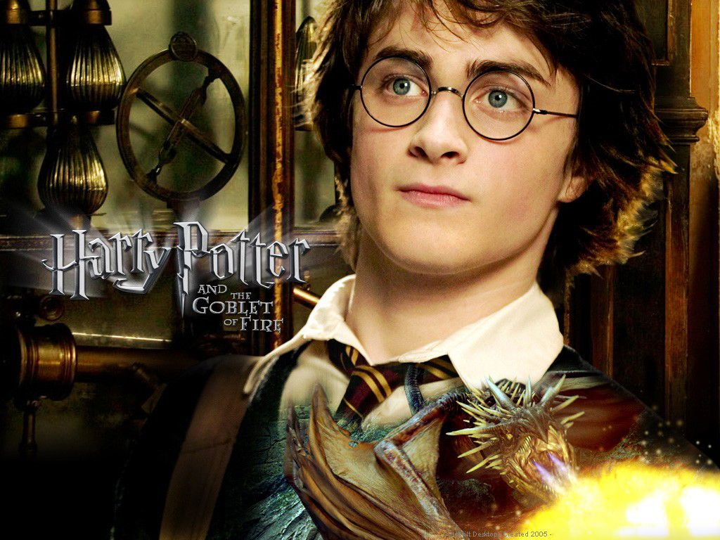 Harry Potter And The Goblet Of Fire Harry James Potter Harry