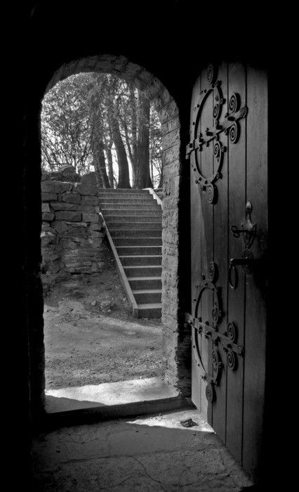 """""""A very little key will open a very heavy door."""" ― Charles ..."""