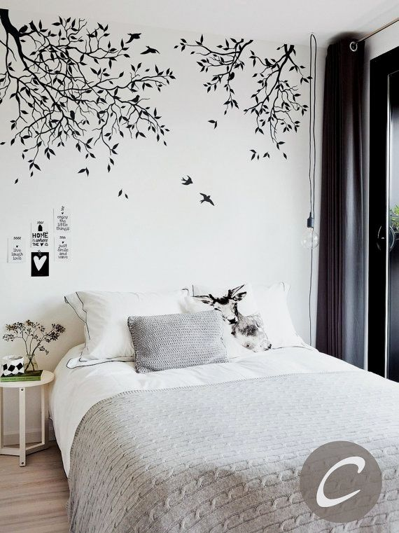 Wall Stickers For Bedroom Girls Teens Bedroom Click Visit Link Above To Read More Wall Decals The P Bedroom Wall Designs Bedroom Wall Bedroom Wall Paint