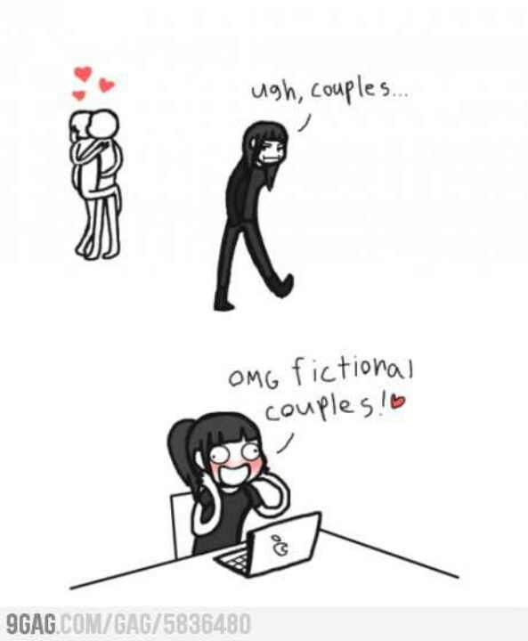 Yay for Fangirls! Ships OTP!