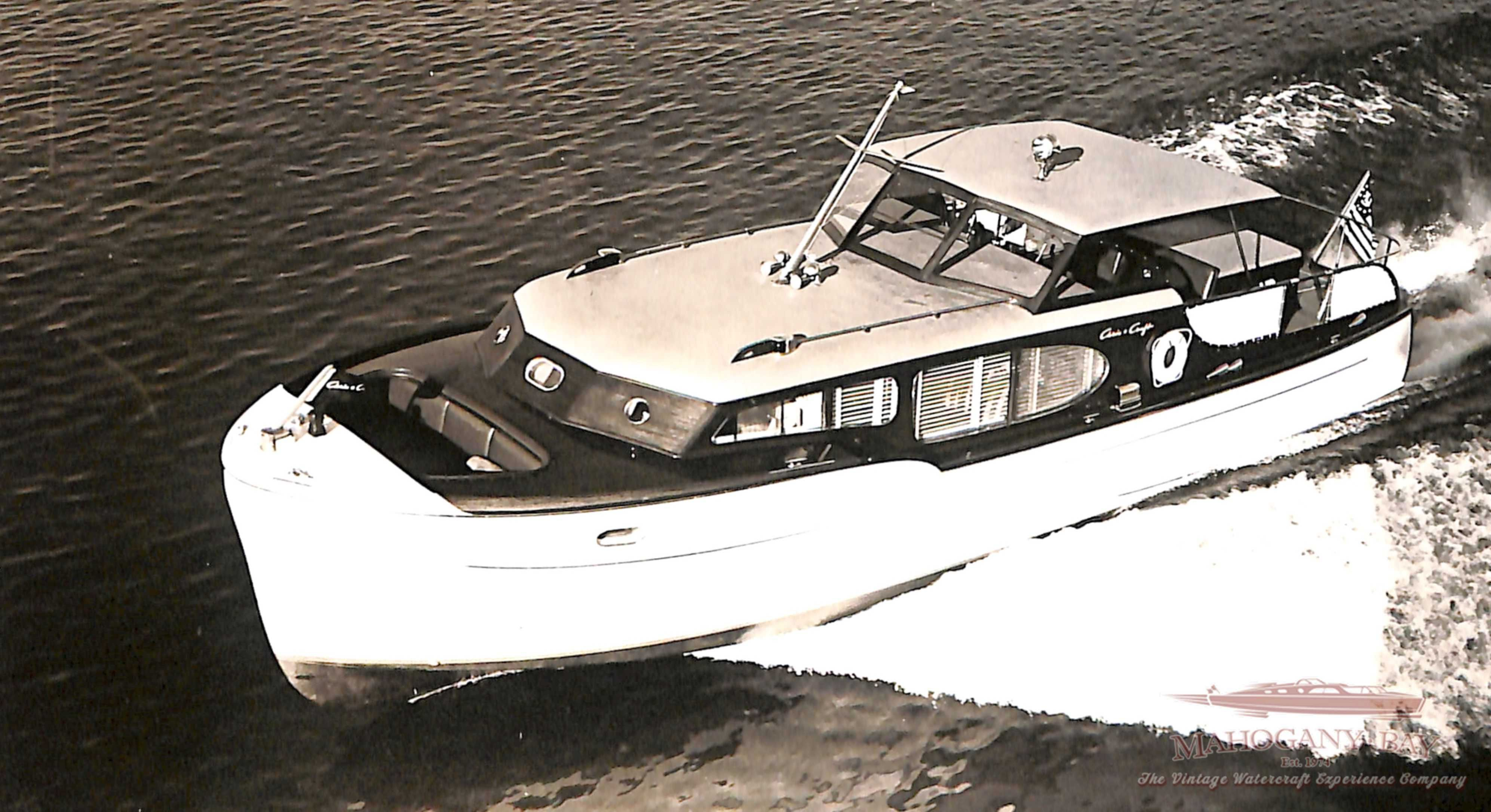 13+ Chris craft commander 38 information