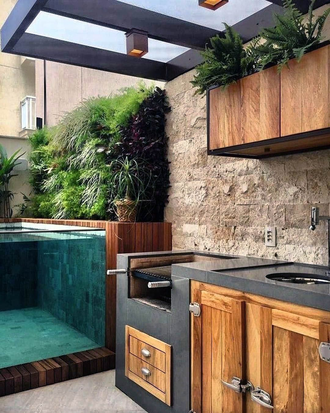 11 Best Outdoor Kitchen Ideas And Designs For Your Stunning Kitchen Outdoor Kitchen Design Outdoor Kitchen Kitchen Design Small