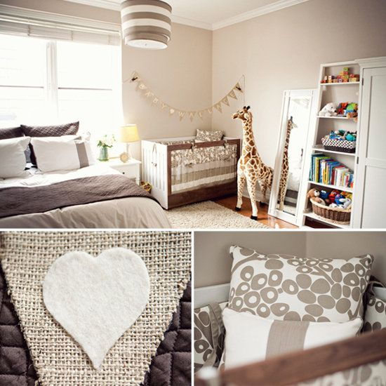 Your Little One Will Love These 8 Gender Neutral Nurseries: Sharing A Room With Baby? - Page 2