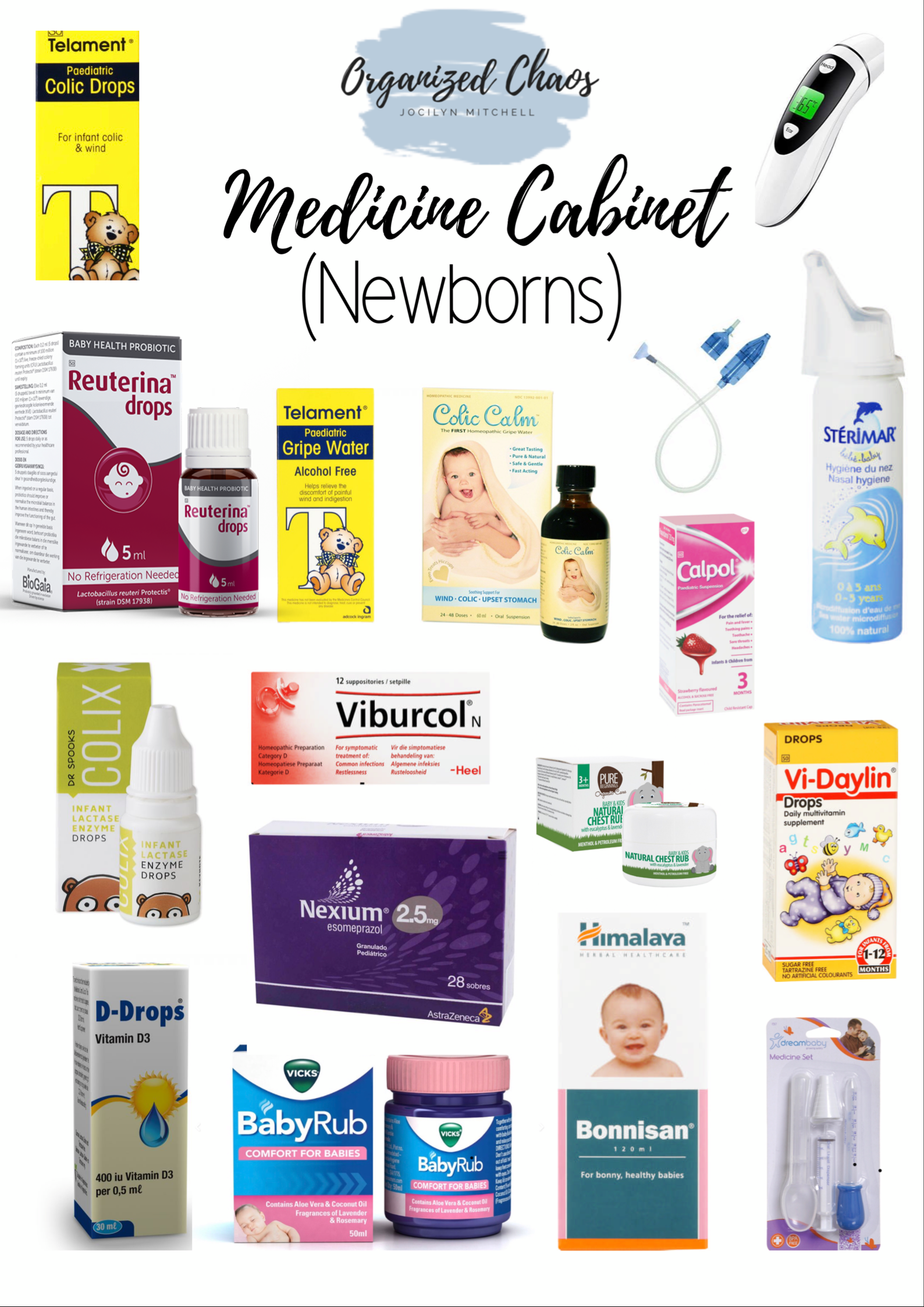 Stocking Your Medicine Cabinet For Your Newborn Baby Medicine Baby Medicine Kit Newborn Baby Tips
