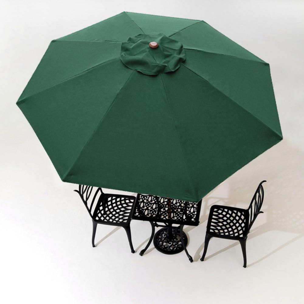 891013 Umbrella Replacement Canopy 8 Rib Outdoor Patio Top