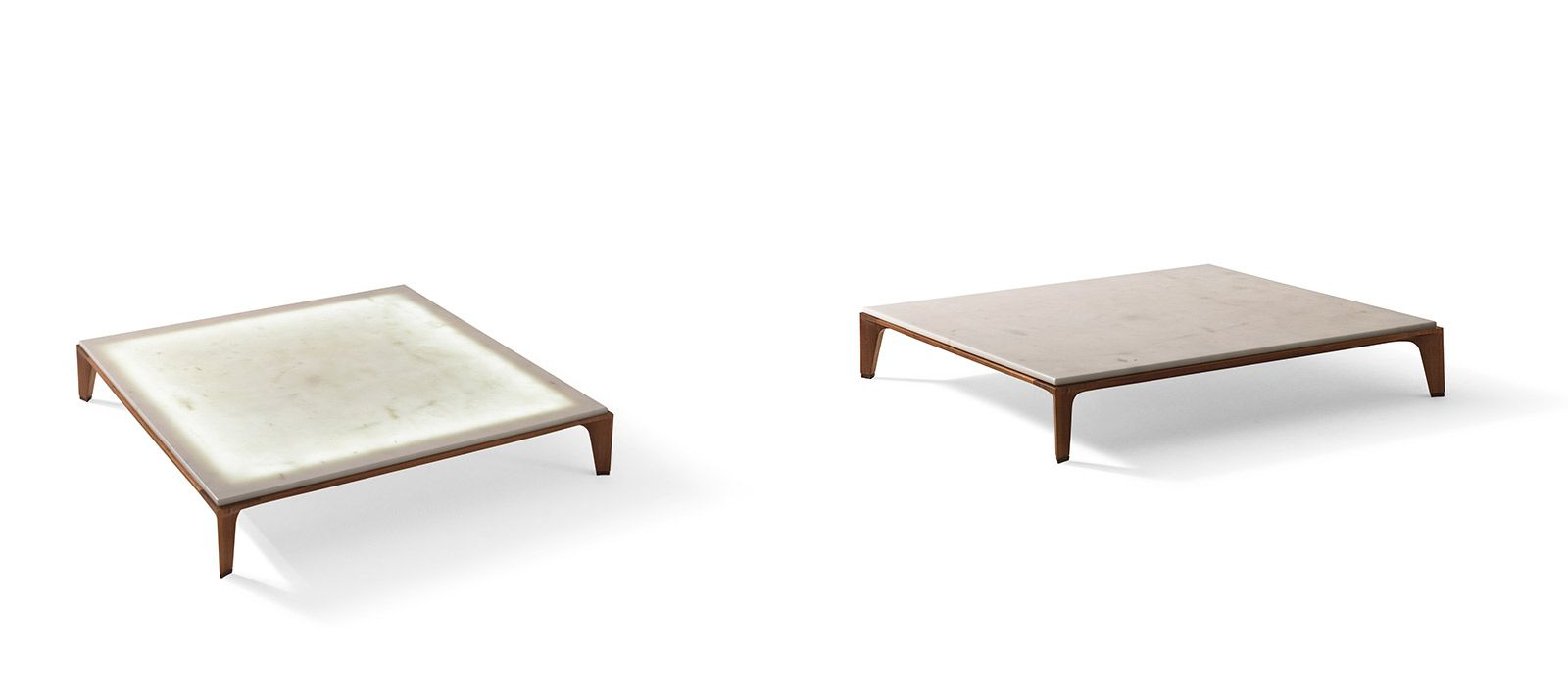 Reverso Coffee Table by Massimo Scolari