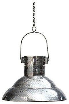 Vintage Bucket Light Eclectic Pendant Lighting Hudson Goods