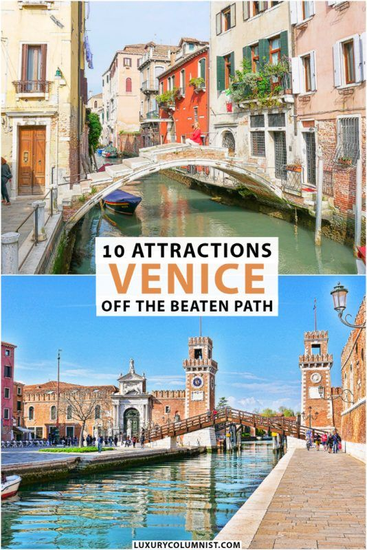 10 Best Off The Beaten Path Venice Attractions