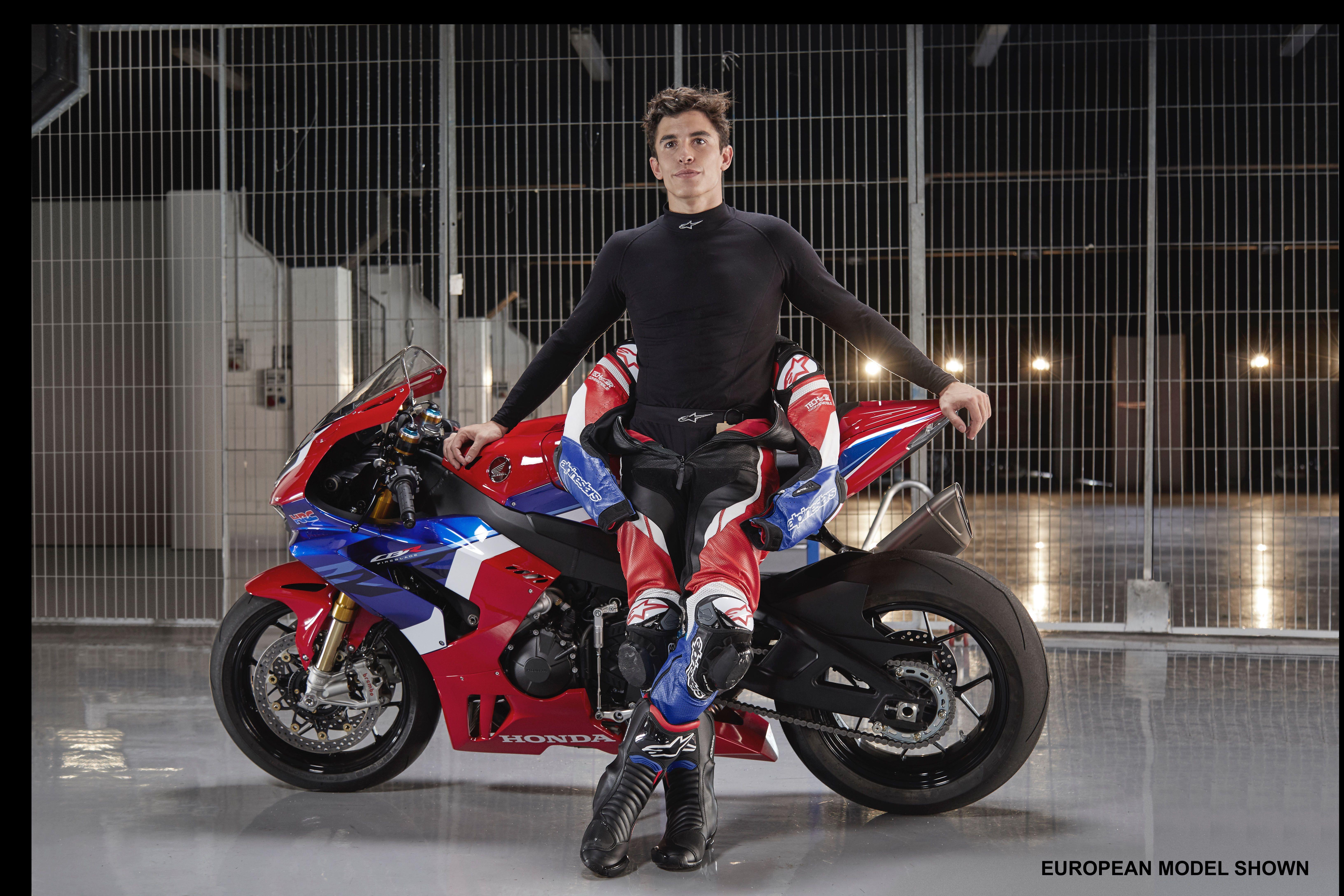 2021 Honda Cbr1000rr R Fireblade Sp Top Speed Marc Marquez Honda Marquez
