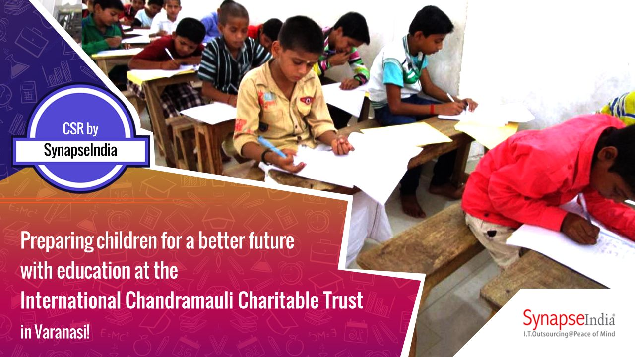Preparing children for a better future with education at