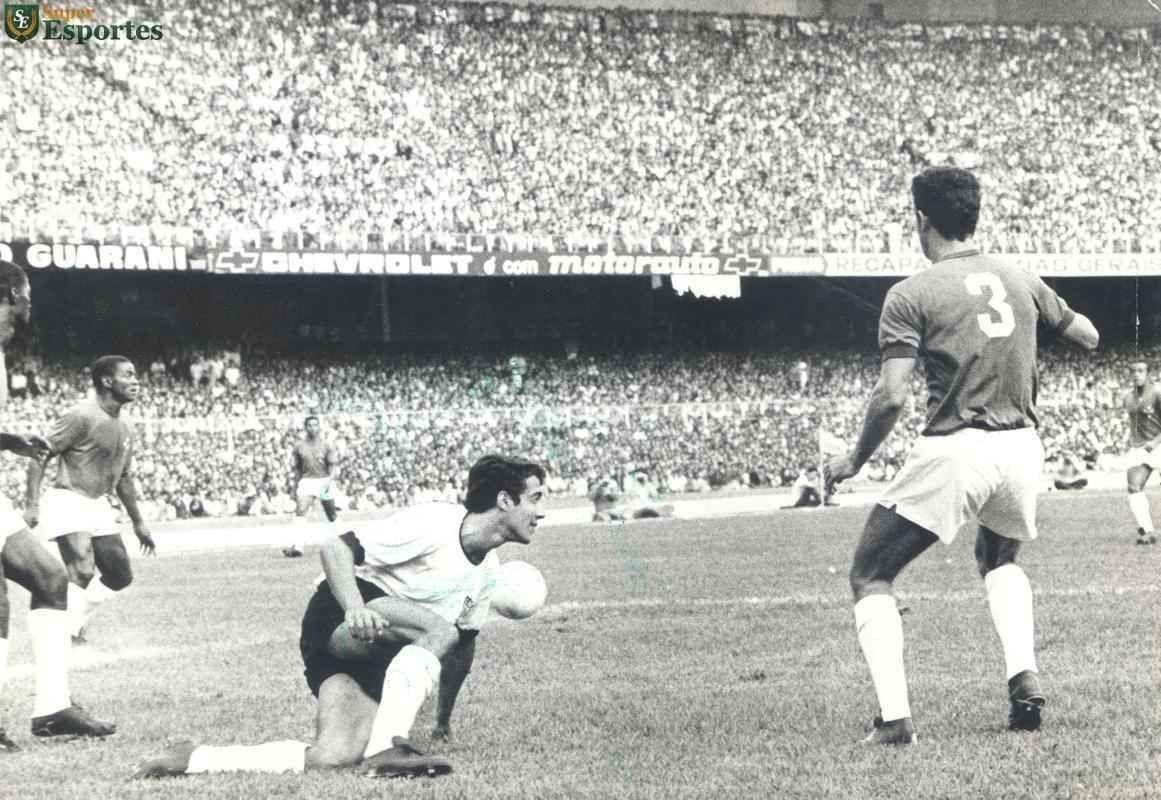 Cruzeiro 1 X 0 Atletico 04 05 1969 Cruzeiro Esporte Clube Cruzeiro Cruzeiro Esporte