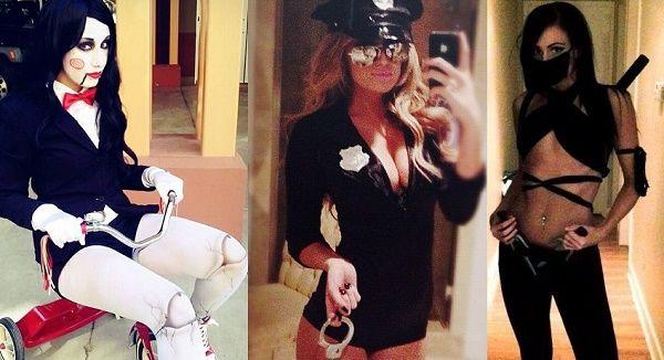 40 Disfraces que te convertirán en la chica más sexy de Halloween - sexy halloween decorations