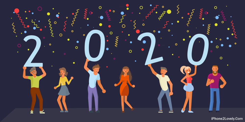 60 Best New Year 2020 Background Pictures (Free